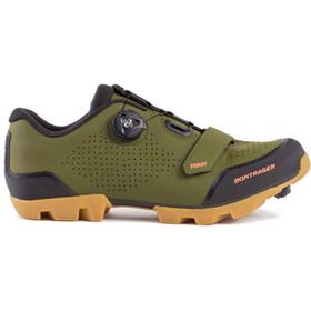 Bontrager Foray MTB Shoes Herre olive grey